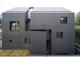 Ngôi nhà bê tông thời hiện đại