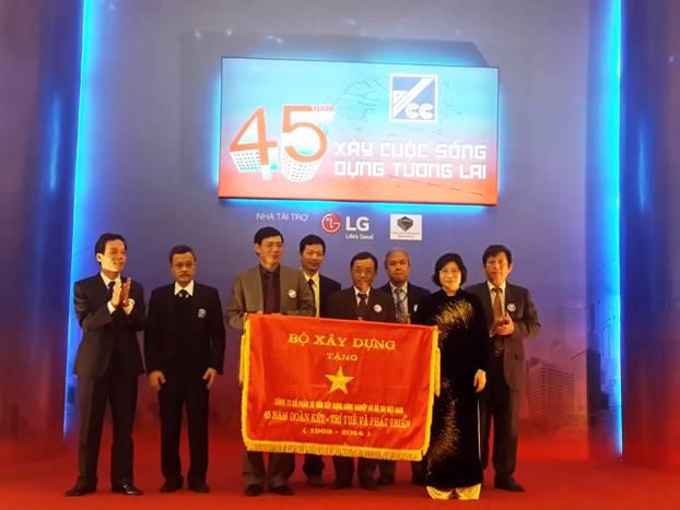 VCC 45 năm xây cuộc sống dựng tương lai