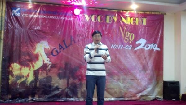 """""""VCC BY NIGHT - Xuân Giáp Ngọ 2014"""""""