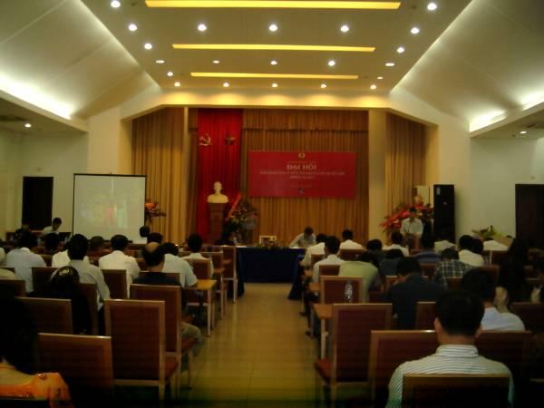 Đại hội Đại biểu Công đoàn cơ sở Công ty Cổ phần tư vấn Xây dựng Công nghiệp và Đô thị Việt Nam (VCC), nhiệm kỳ 2012-2015 (14/09/2012)