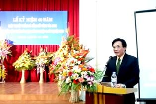 Công ty Cổ phần Tư vấn xây dựng công nghiệp & đô thị Việt Nam kỷ niệm 40 năm ngày truyền thống và tổng kết công tác năm 2009