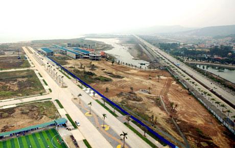 Đầu tư lớn cho hệ thống hạ tầng đô thị (26/8/2012)